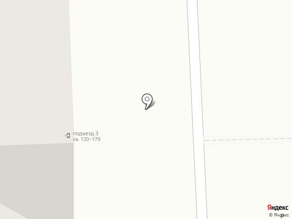 Акцент на карте Верхней Пышмы