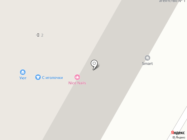 Уют на карте Верхней Пышмы