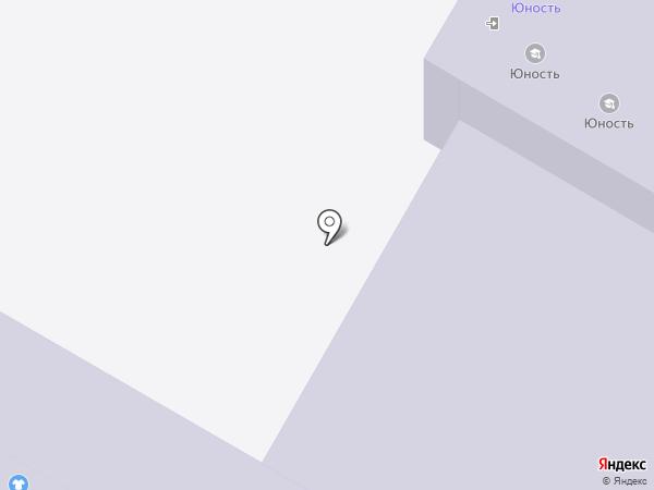 Юность на карте Верхней Пышмы