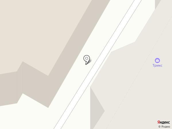 Автошкола-Центр на карте Верхней Пышмы