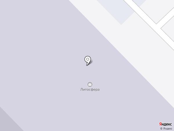 Рубеж-ПРО на карте Екатеринбурга
