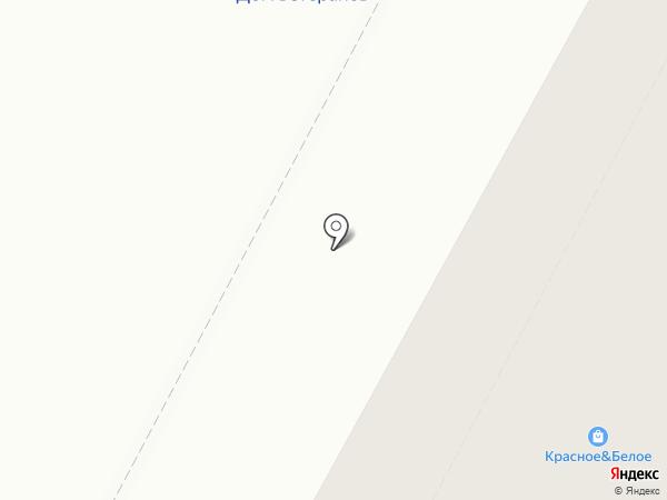 Сеть магазинов трикотажа на карте Верхней Пышмы