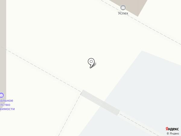 Дженерал Тест-Екб на карте Верхней Пышмы