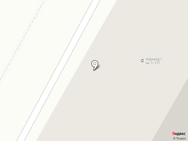 Спутник на карте Верхней Пышмы