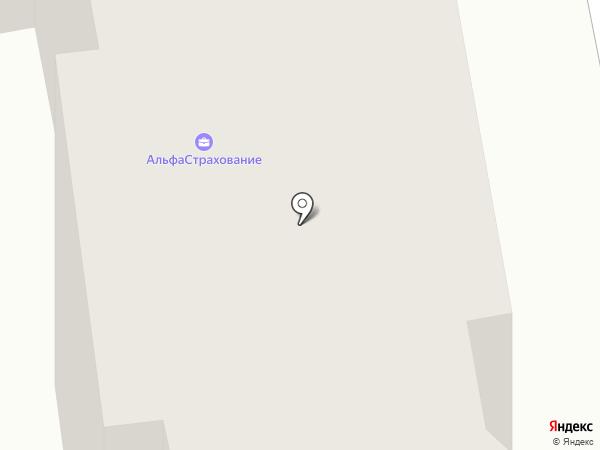 География на карте Верхней Пышмы