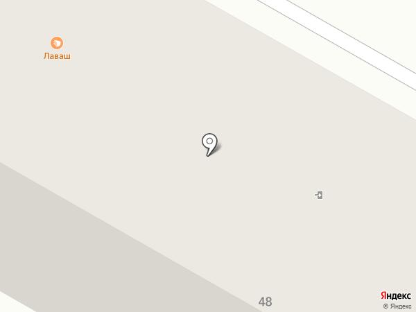 ЖКУ-5 на карте Верхней Пышмы
