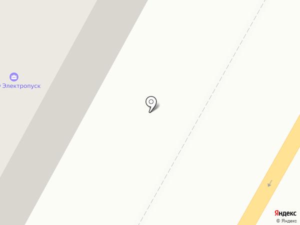 Отель66 на карте Екатеринбурга