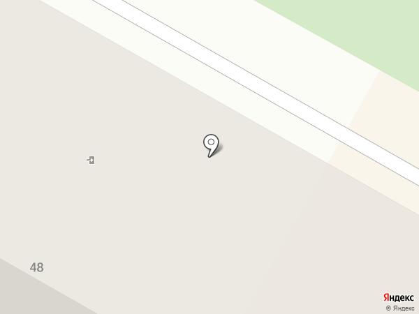 Общежитие на карте Верхней Пышмы