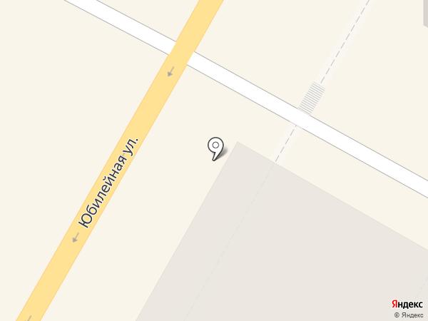 Белотрис на карте Верхней Пышмы