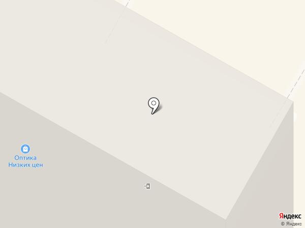 Электрик на карте Верхней Пышмы