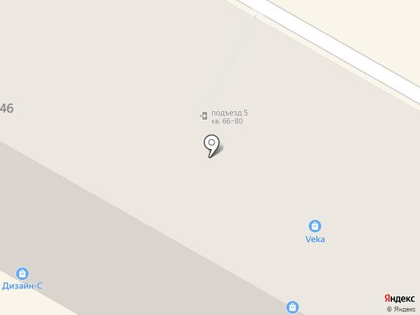 Алмаз на карте Верхней Пышмы