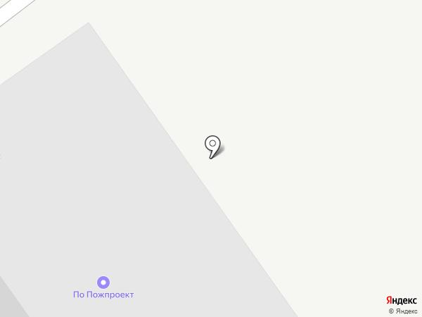 Ростэк на карте Верхней Пышмы