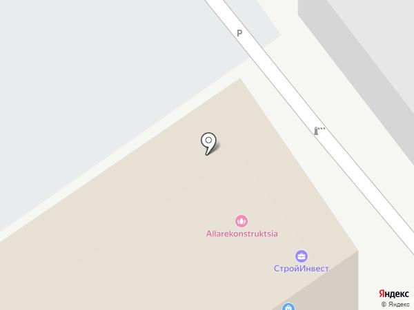 Via perfeсto на карте Верхней Пышмы