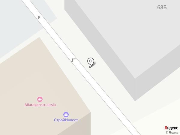 Былина на карте Верхней Пышмы