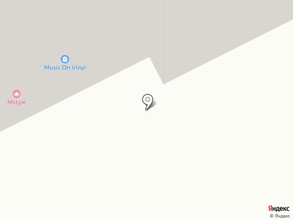 Мишель Кари на карте Екатеринбурга