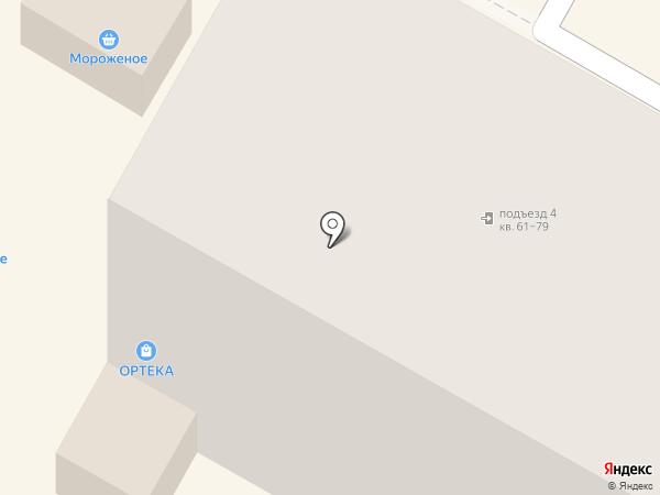 Мила на карте Верхней Пышмы