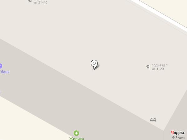 Сеть фотосалонов на карте Верхней Пышмы