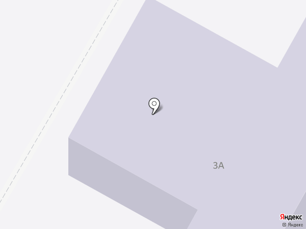 Детский сад №42 на карте Верхней Пышмы
