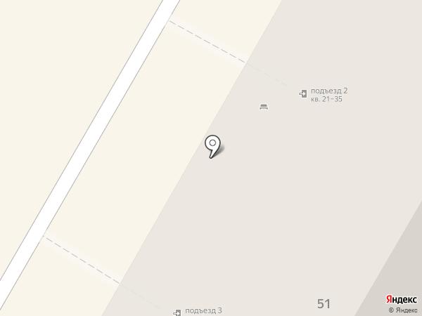 АвтоСет96 на карте Верхней Пышмы