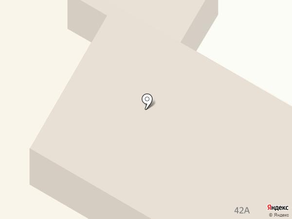 Центр социальной помощи семье и детям города Верхняя Пышма на карте Верхней Пышмы