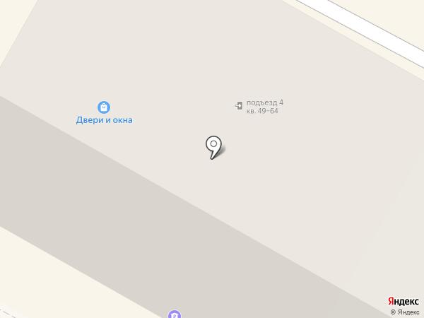 Лисица на карте Верхней Пышмы
