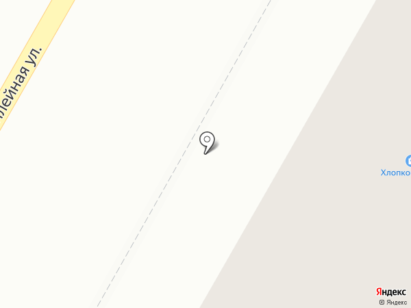 ЕРМОЛИНО на карте Верхней Пышмы