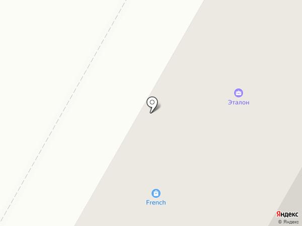 ОК на карте Верхней Пышмы