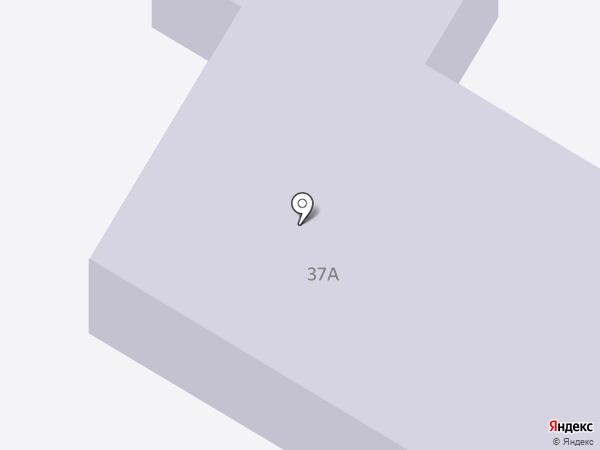Детский сад №36 на карте Верхней Пышмы