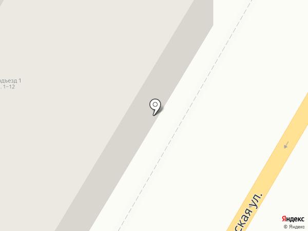 КПД на карте Екатеринбурга