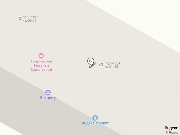 Своя на карте Верхней Пышмы