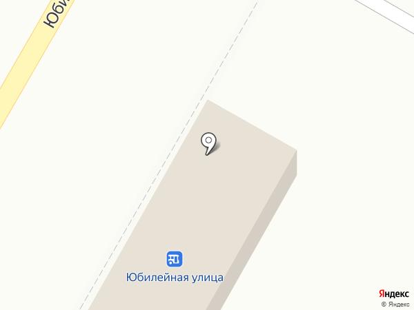 Киоск по продаже хлебобулочных изделий на карте Верхней Пышмы