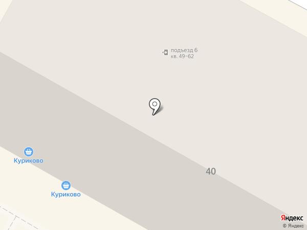 ЮНИЧЕЛ на карте Верхней Пышмы