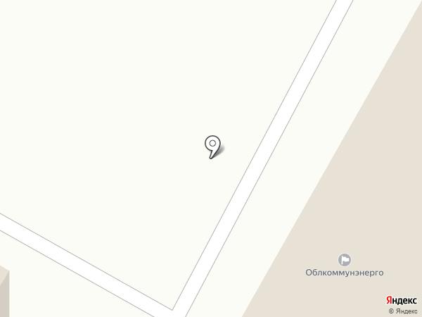 Верхнепышминский РКЭС на карте Верхней Пышмы