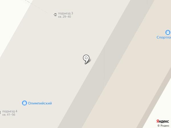 Самато на карте Верхней Пышмы