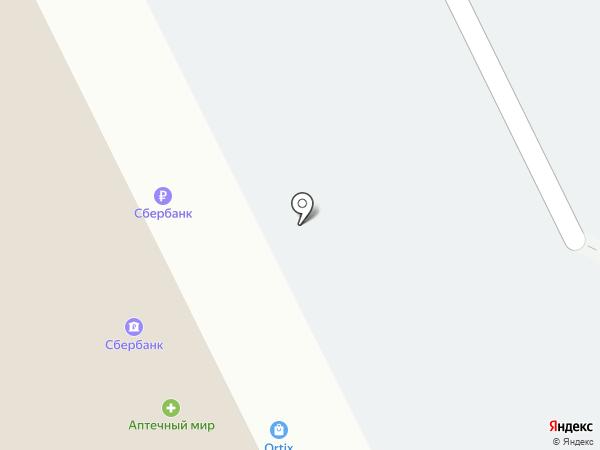 Банкомат, Сбербанк, ПАО на карте Екатеринбурга