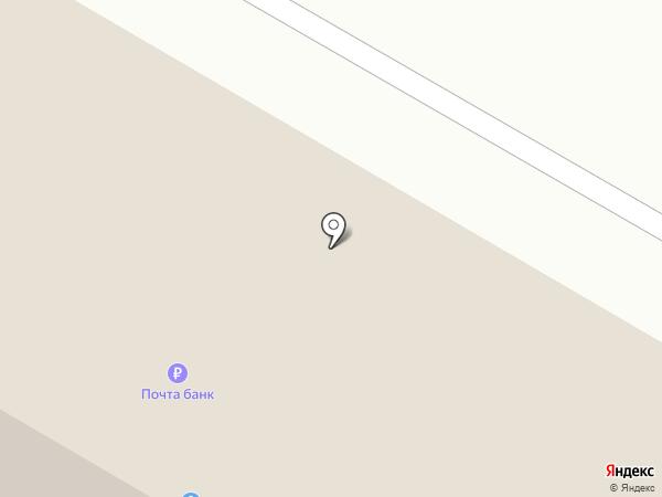 Ростелеком на карте Верхней Пышмы