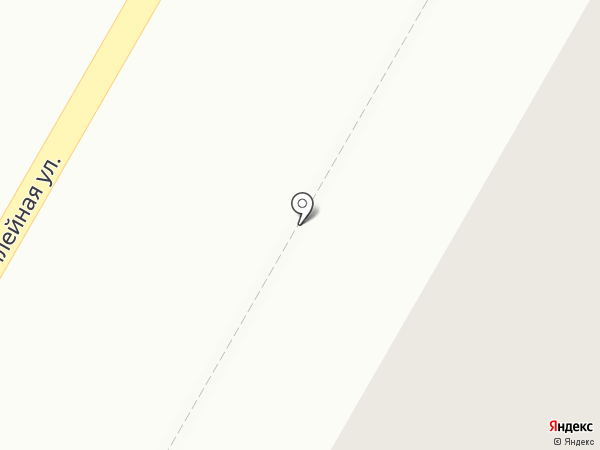 ПАЛИТРА на карте Верхней Пышмы