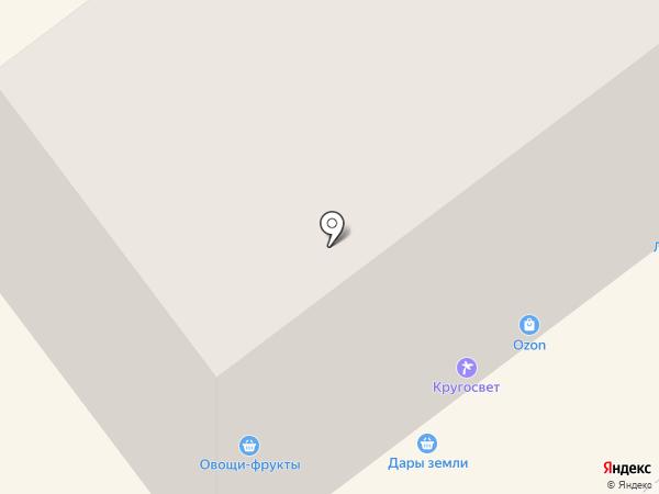 Экобайт на карте Верхней Пышмы