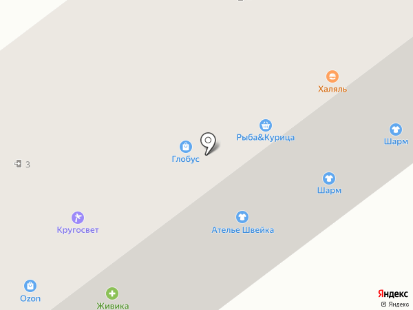 Akbmag.ru на карте Верхней Пышмы