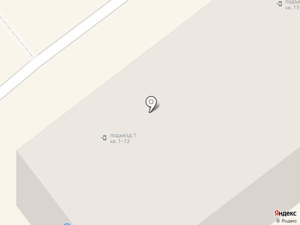 Лапуля на карте Верхней Пышмы