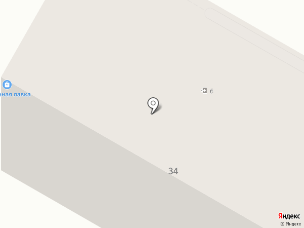 Технодисконт на карте Верхней Пышмы
