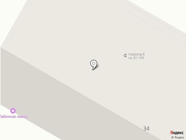 Хороший на карте Верхней Пышмы