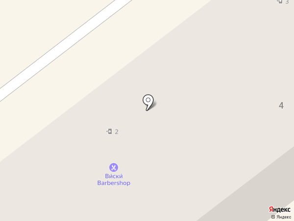 Источник на карте Верхней Пышмы