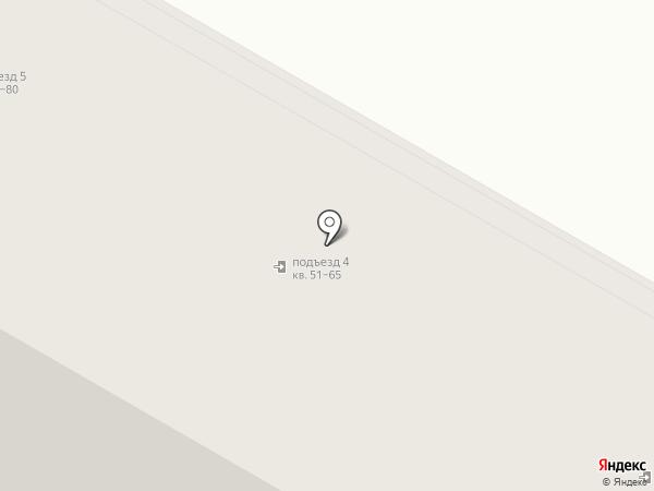 Стиль на карте Верхней Пышмы