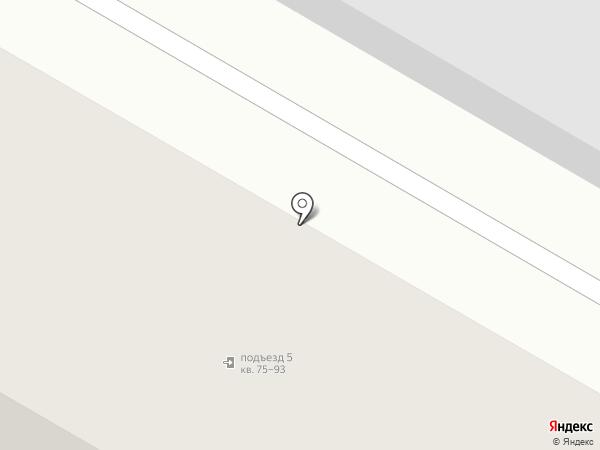 Уголовно-исполнительная инспекция на карте Верхней Пышмы