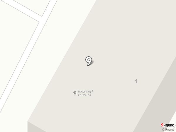 СладкоГрад на карте Верхней Пышмы