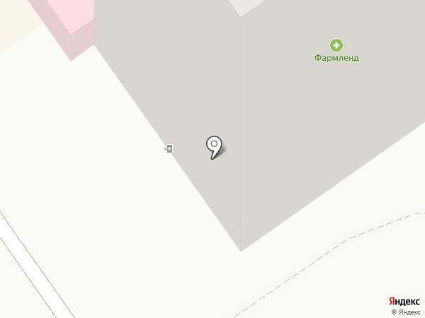 Ликург-БАЮ на карте Верхней Пышмы