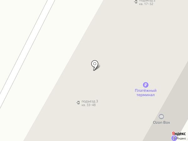 Бест Маркет на карте Верхней Пышмы