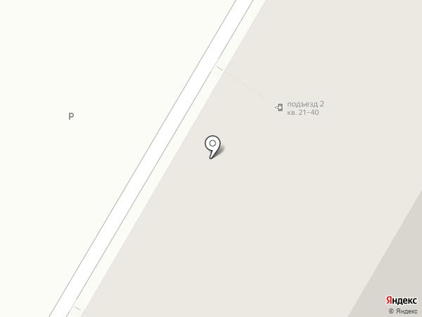 Квартира Плюс на карте Верхней Пышмы
