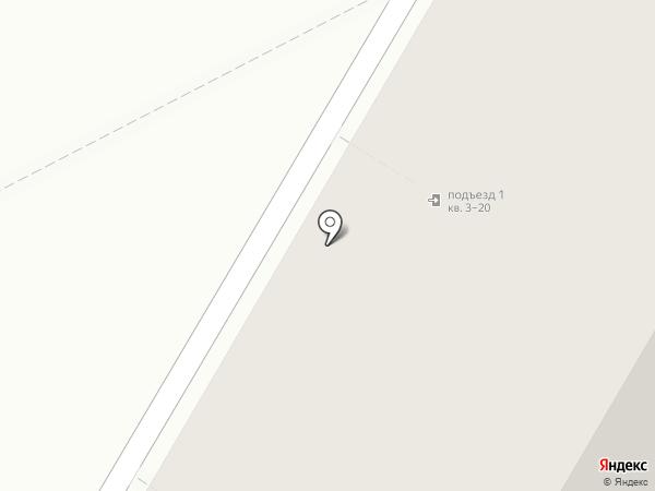 Оазис-66 на карте Верхней Пышмы